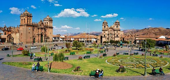 Bienvenida y City Tour en Cusco