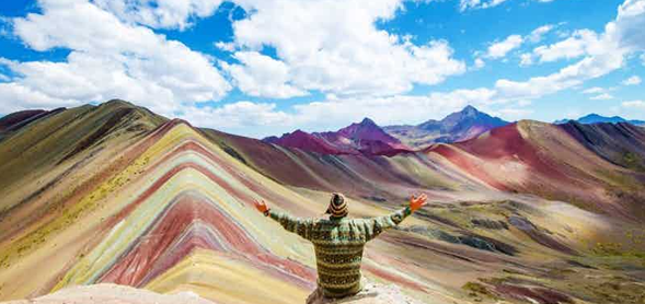 Vinicunca Montaña de Siete Colores