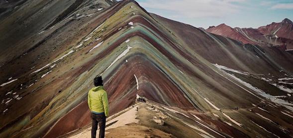 Trekking Vinicunca – Montaña de colores - Rainbow Mountain Vinicunca.