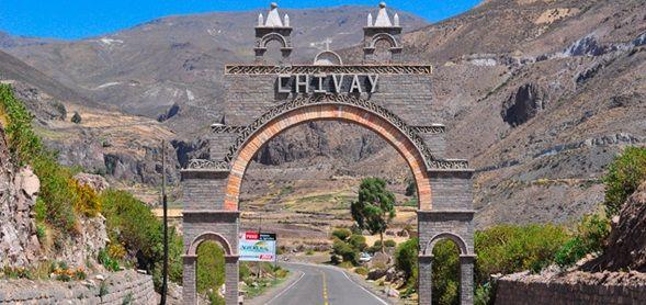 Viaje Puno a Chivay