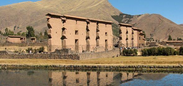 Ruta del Sol Cusco- Puno.