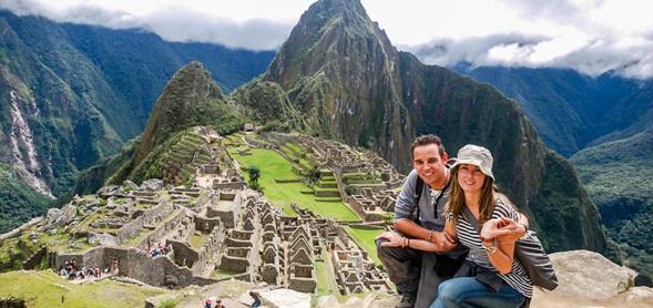 Tour guiado en Machu Picchu