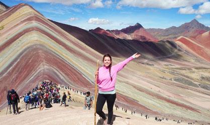 Vinicunca Montaña de 7 colores